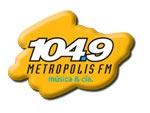 Metropolis 104.9 FM  en vivo