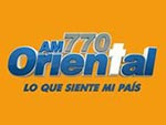 Radio Oriental 770 AM en vivo