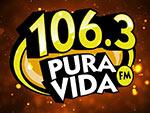 Escuchar Pura Vida 106.3 FM en directo
