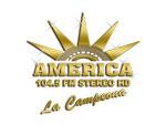 Escuchar America Estereo 104.5fm en directo