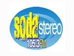 Soda Stereo 105.3 fm en vivo