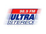 Ultra Stereo 98.9 fm vivo