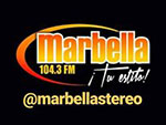 Marbella Stereo 104.3 fm vivo