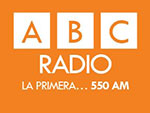 ABC radio 550 Am en vivo