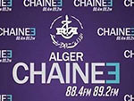 Alger ch 3 252 AM en direct