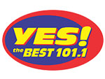Yes 101.1 fm
