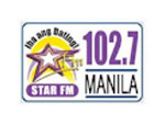 Escuchar Star 102.7 fm manila en directo