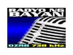 Radyo ng bayan 738 am Live