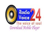 Radiovoice 24 90.0 fm Live