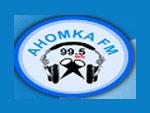 Ahomka fm 99 5 fm Live