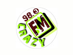 Crazy FM 98.3 - Montevideo en vivo