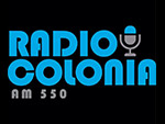 CW1 Radio Colonia 550 AM
