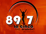 Radio Cinco 89.7 fm en vivo