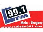 Radio 99.1 FM Melo