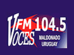 Escuchar Fm Voces Maldonado en directo