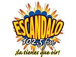 Escuchar Escandalo 102.5 FM en directo