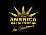 Radio América Stereo 104.5 FM Quito