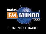 FM Mundo 98.1 en vivo