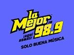 Escuchar La Mejor 98.9 FM en directo