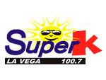 Super K  La Vega 100.7 FM vivo