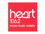 Heart Radio 106.2 FM Live