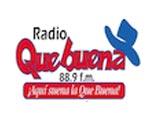 Radio Que Buena en vivo