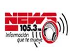 News 105.3 Fm en vivo