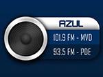 Escuchar Azul fm 101.9 fm en directo