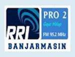 Rri Pro 2 Banjarmasin Live