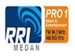 Rri Pro 1 Medan Live