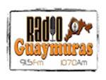 Radio Guaymuras en vivo