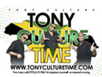Tony Culture Time Live