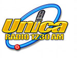 Unica Radio 1230 am vivo