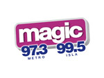 Magic 97.3 fm metro vivo