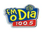 Radio FM o dia 100.5 RJ